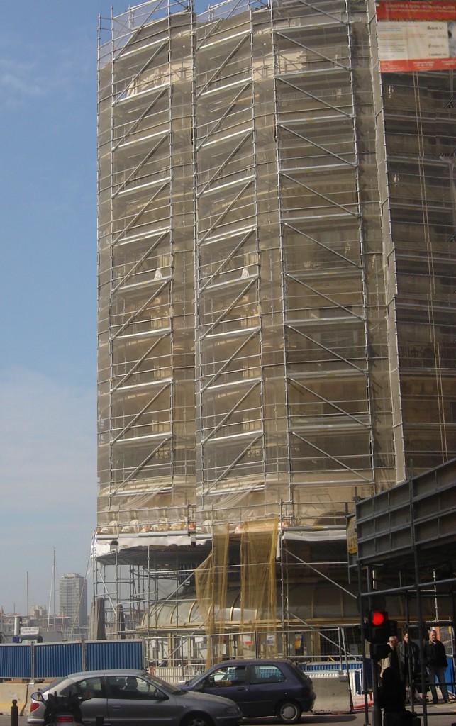 M ximo zarza servicios de construcci n edificios for Servicios de construccion