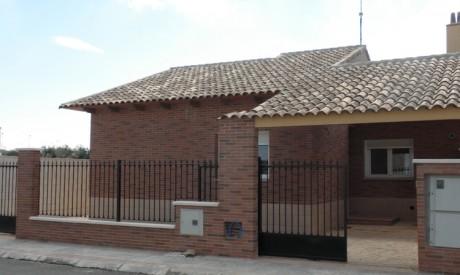 M ximo zarza portfolio m ximo zarza comprar casas en - Chalet de una planta ...