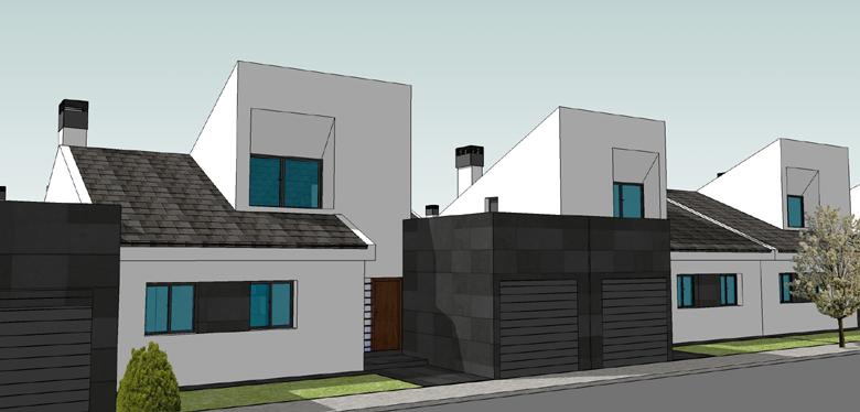 M ximo zarza ofertas de casas pisos y chalets tu casa Disenos de chalets modernos